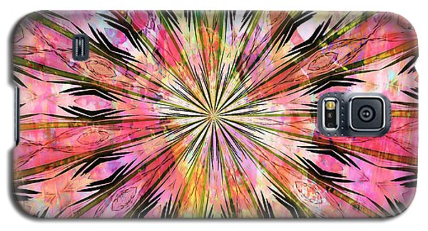 Galaxy S5 Case featuring the photograph Shout Out To Spring by Geraldine DeBoer
