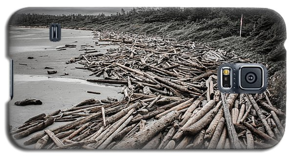 Shoved Ashore Driftwood  Galaxy S5 Case