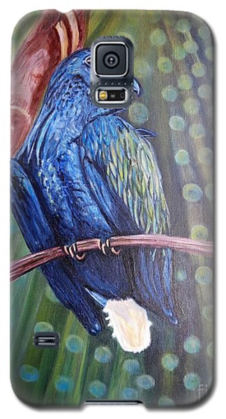 Showered With The Light Of His Creation Galaxy S5 Case by Kimberlee Baxter