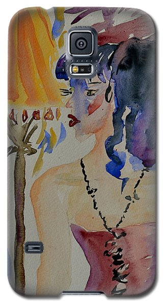 Showgirl Galaxy S5 Case by Beverley Harper Tinsley