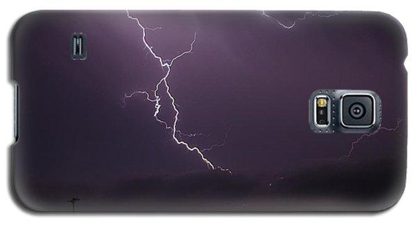 Shredded Sky Galaxy S5 Case