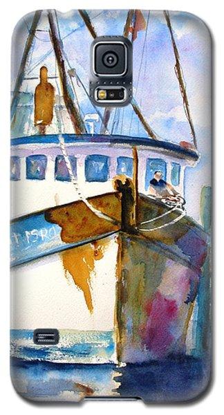 Shrimp Boat Isra Galaxy S5 Case