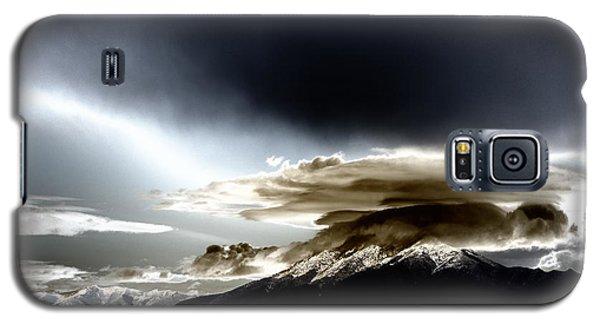 Shrouded Oquirrh Galaxy S5 Case