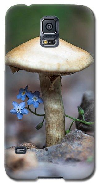 Shy Galaxy S5 Case