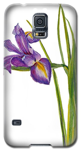 Siberian Iris - Iris Sibirica Galaxy S5 Case
