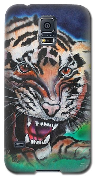Siberian Tigers Galaxy S5 Case