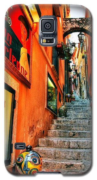 Sicilian Steps Galaxy S5 Case