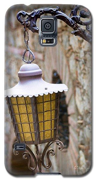 Sicilian Village Lamp Galaxy S5 Case