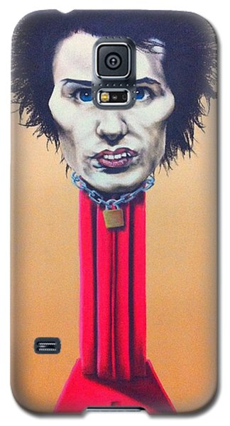 Sid Vicious Galaxy S5 Case