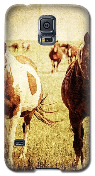 Side By Side Galaxy S5 Case by Lincoln Rogers