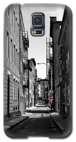 Side Street On The North End Galaxy S5 Case
