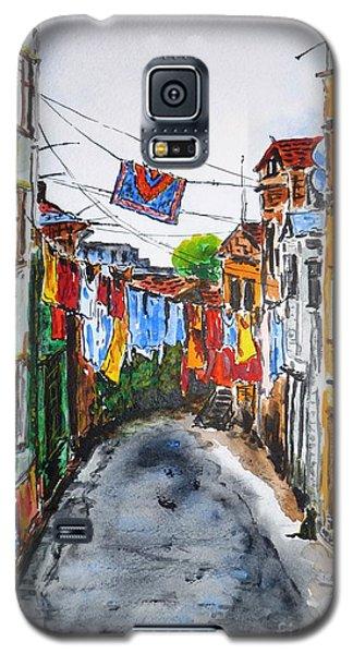 Side Street Galaxy S5 Case by Zaira Dzhaubaeva