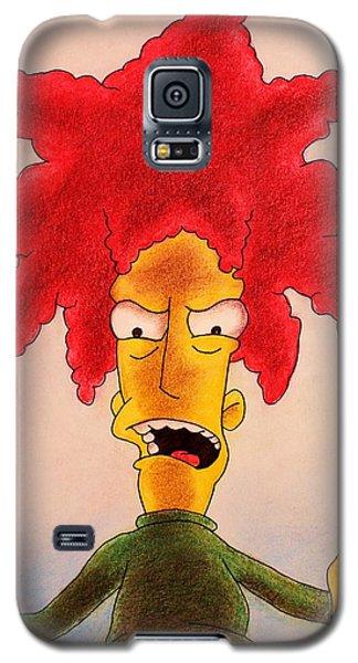 Sideshow Bob Galaxy S5 Case