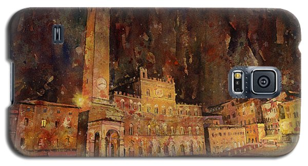 Siena Sunset Galaxy S5 Case