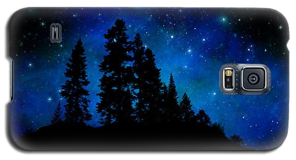 Sierra Foothills Wall Mural Galaxy S5 Case