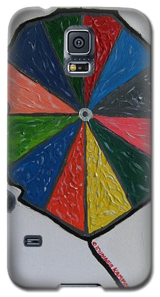 Sierra Leone Divided We Stand   Galaxy S5 Case