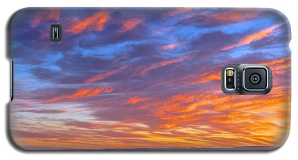 Sierra Nevada Sunrise Galaxy S5 Case