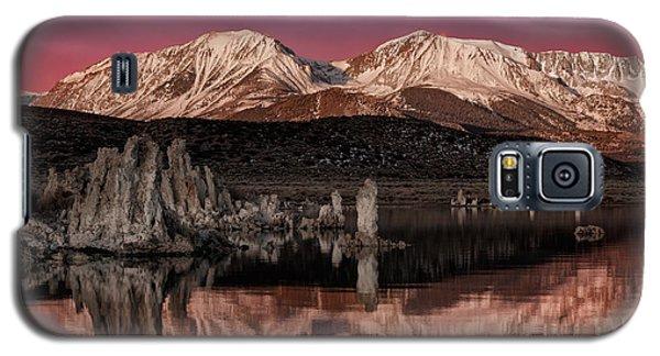 Sierra Sunrise Galaxy S5 Case