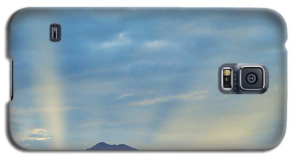 Sierra Sunset Galaxy S5 Case by Mayhem Mediums