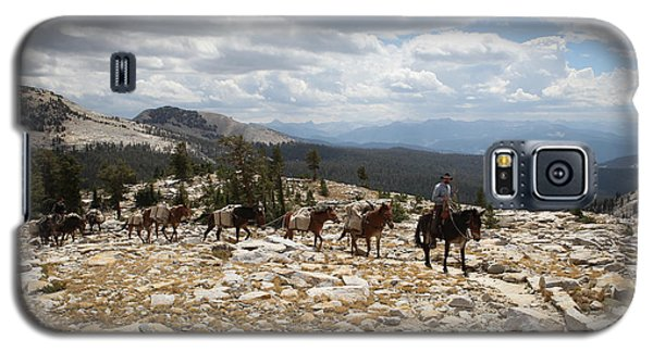 Sierra Trail Galaxy S5 Case
