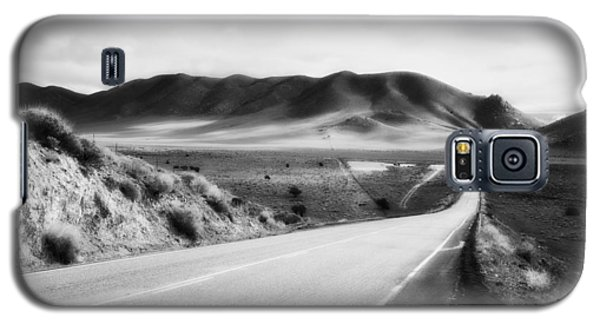 Galaxy S5 Case featuring the photograph Sierra Way by Hugh Smith