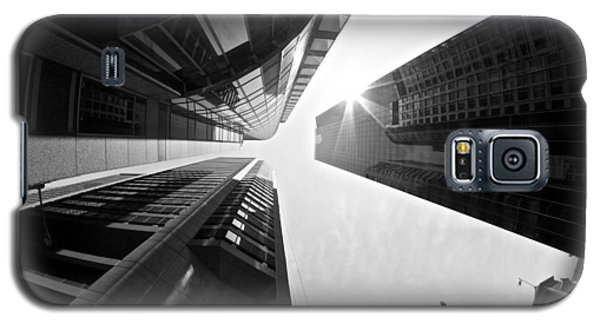 Sign In The Sky Galaxy S5 Case