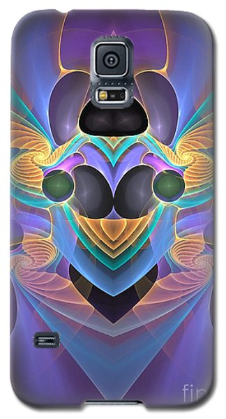 Sign Of The Angel Galaxy S5 Case