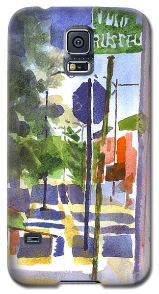 Sign Posts Galaxy S5 Case