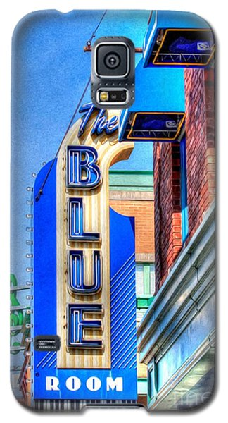 Sign - The Blue Room - Jazz District Galaxy S5 Case