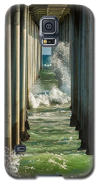 Sign Wave Galaxy S5 Case