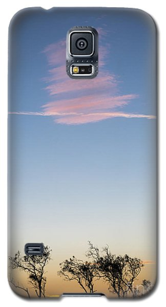Signing In Heaven Galaxy S5 Case