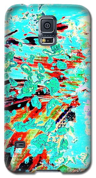 Signs Of Life Galaxy S5 Case