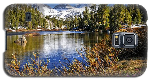 Galaxy S5 Case featuring the photograph Signs Of Spring by Lynn Bauer