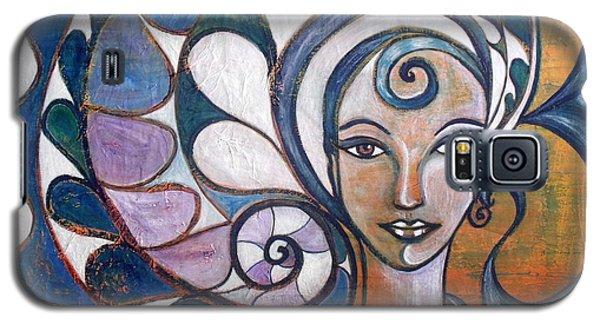 Silence Galaxy S5 Case by Julie  Hoyle