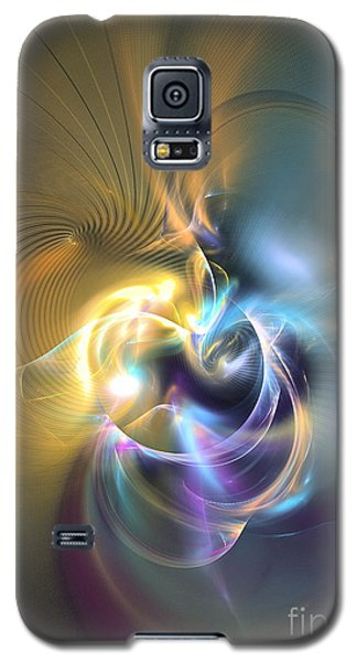 Silence Galaxy S5 Case by Sipo Liimatainen
