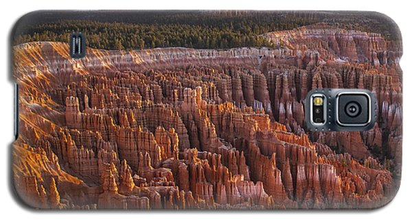Silent City - Bryce Canyon Galaxy S5 Case by Eduard Moldoveanu