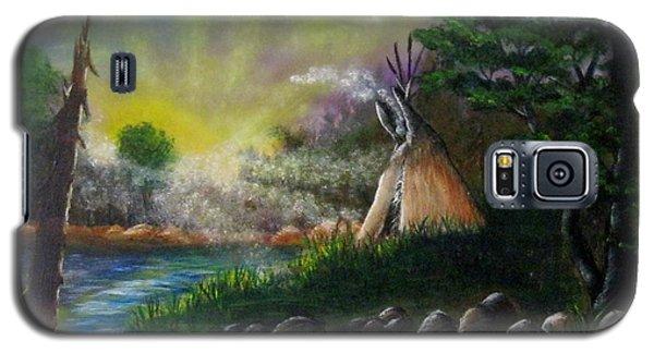 Silent Dawn Galaxy S5 Case