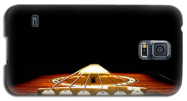 Silent Guitar Galaxy S5 Case