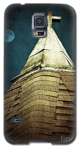 Silent Night Galaxy S5 Case by Trish Mistric