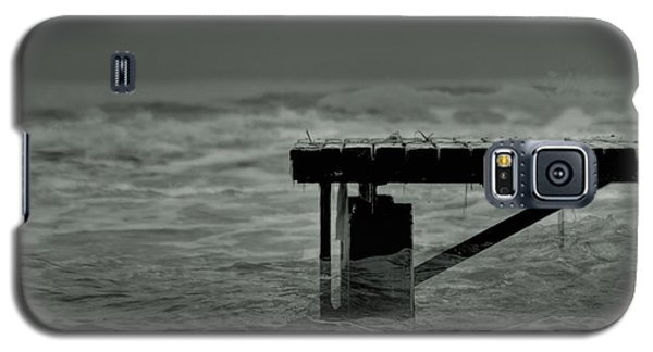Peaceful Pier Galaxy S5 Case