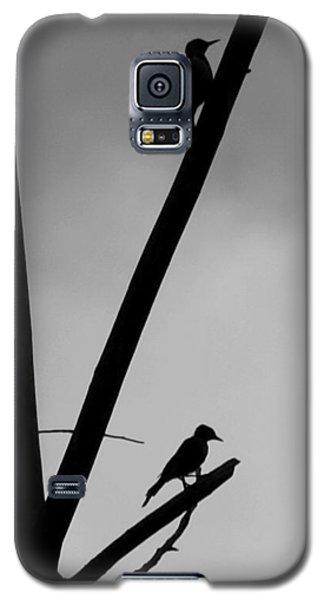 Silhouette 1 Galaxy S5 Case by Joe Faherty