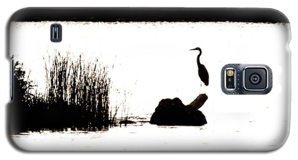 Galaxy S5 Case featuring the photograph Silhouette by Zinvolle Art