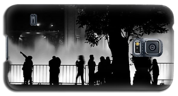Silhouettes  Galaxy S5 Case