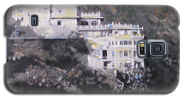 Siliserh Lake Palace  Galaxy S5 Case by Vikram Singh
