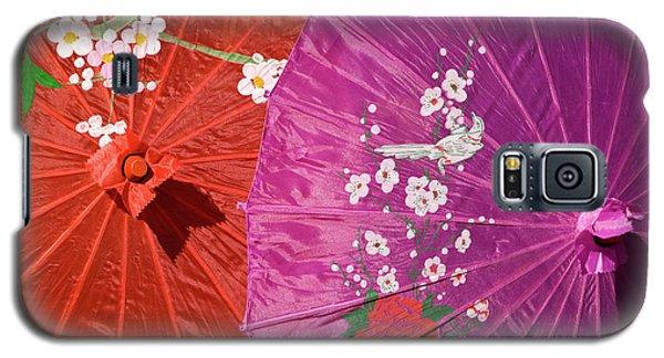 Silk Parasols 01 Galaxy S5 Case