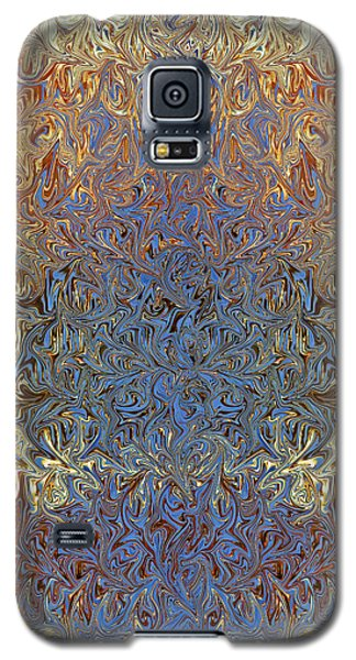 Galaxy S5 Case featuring the photograph Silken Luxury by Jane McIlroy