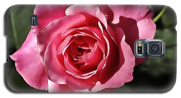 Silky Rose Galaxy S5 Case