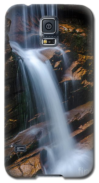 Galaxy S5 Case featuring the photograph Silky Smooth by Mike Ste Marie