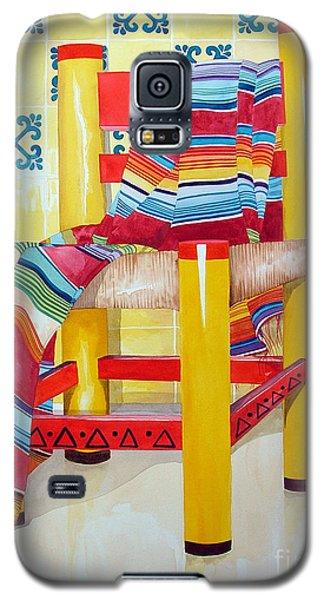 Silla De La Cocina--kitchen Chair Galaxy S5 Case