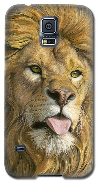 Silly Face Galaxy S5 Case